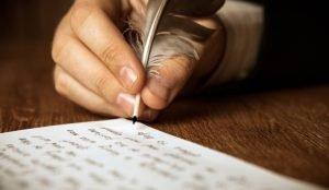 День ручного письма отмечают во всем мире