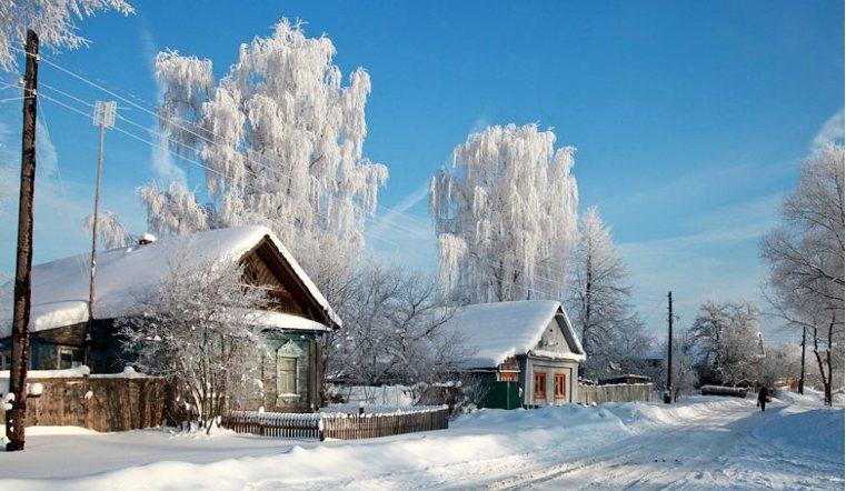 На Южном Урале сохраняются морозы
