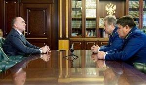 Юрий Пономарев встретился с Борисом Дубровским