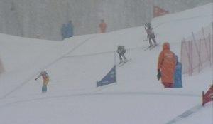 Этап Кубка мира по фристайлу в дисциплине ски-кросс