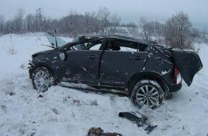 авария на трассе м-5