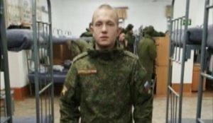 18-летний солдат из поселка Кропачево служил в воинской части Белогорского гарнизона