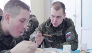 Самому удачливому солдату достался счастливый пельмешек