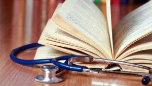 дарение книг в больнице