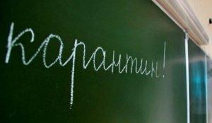 В школах на Южном Урале продолжают вводить карантин