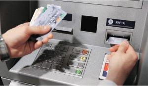 В 2017 году в России из банкоматов похитили 5 млрд рублей