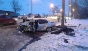 в Челябински в ДТП погибли 4 человека