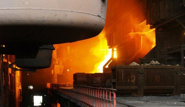 ЧМК отремонтировал систему очистки газов