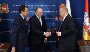 Торговое представительство Южного Урала откроется на границе Казахстана с Китаем