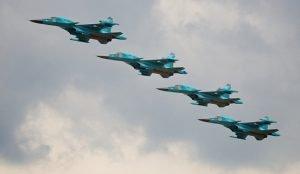 В Челябинской области создана первая эскадрилья СУ-34