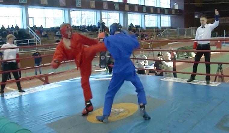 Чемпионат по универсальному бою