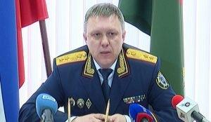 Пресс-конференция Дениса Чернятьева