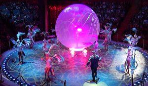 Шоу воды в челябинском цирке