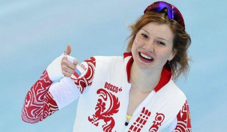 Ольга Фаткулина продолжает готовиться к Олимпиаде