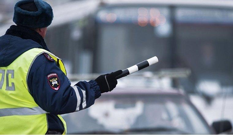 Сотрудникам ДПС запретили отстранять отвождения машины нетрезвых судей