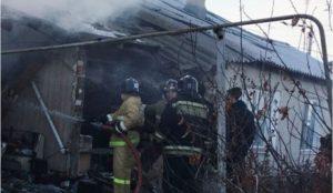 В Варненском районе от взрыва газа пострадал человек