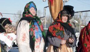 В Чесме, кажется, традиции празднования Масленицы за несколько веков не изменились