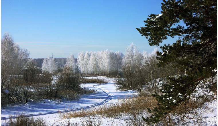 На Южный Урал пришло потепление
