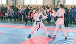 Первенство Челябинской области по карате