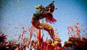 Сегодня Новый год по китайскому календарю
