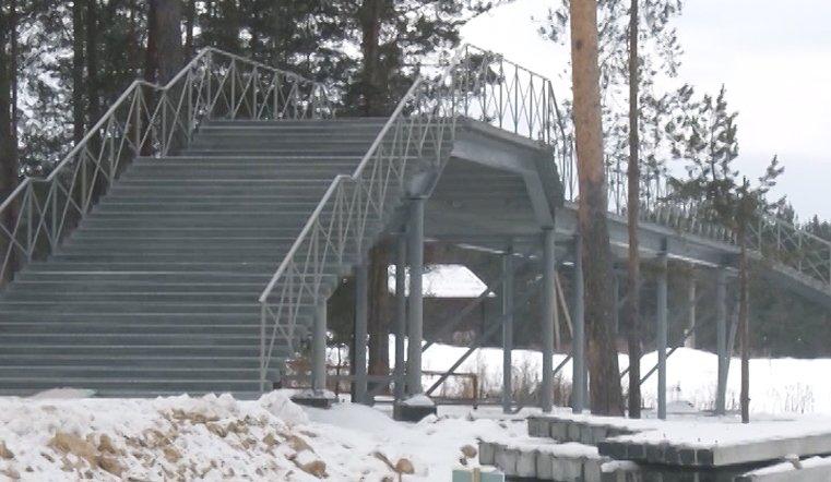 Лыжно-биатлонный комплекс в Златоусте