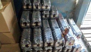 ВВ Челябинске изъяли 3 тысячи литров нелегального алкоголя