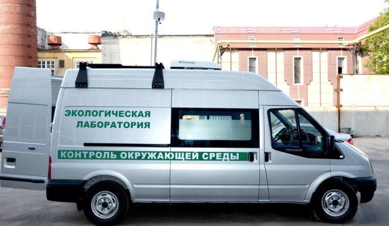 Лаборатория минэкологии получила аккредитацию в Москве