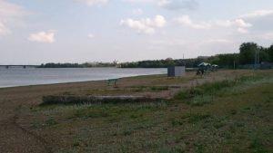 пляж Магнитогорск