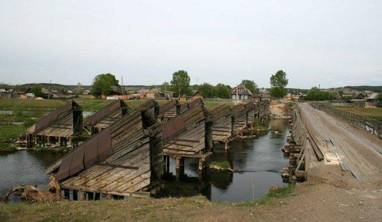 В Нязепетровске построят ноый мост через реку Ураим
