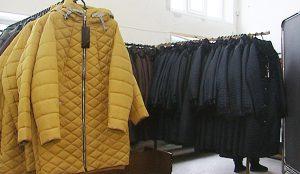 Выставка одежды в ЦНТИ