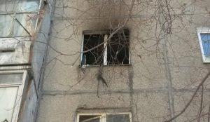 Квартира пенсионерка чуть не сгорела из-за паяльника
