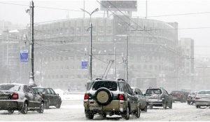 27 февраля снова 8-балльные пробки в Челябинске