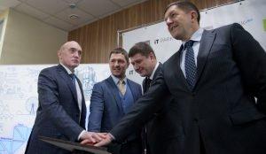 """В Челябинске открылся филиал """"Сколково"""""""