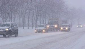 Снег и метели пройдут в Челябинской области 27 и 28 февраля