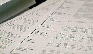 Более 400 тысяч бланков предназначены для комплексов обработки бюллетеней