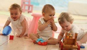 места в детских садах