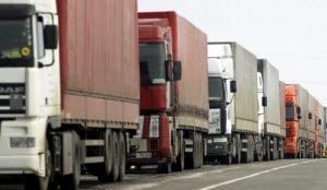 Ограничения для большегрузов