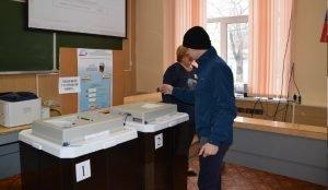 Онлайн трансляция с участков голосования