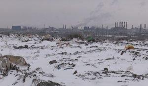 Челябинскую свалку закроют в апреле 2018 года