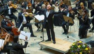 Челябинцев приглашают на концерт Спивакова