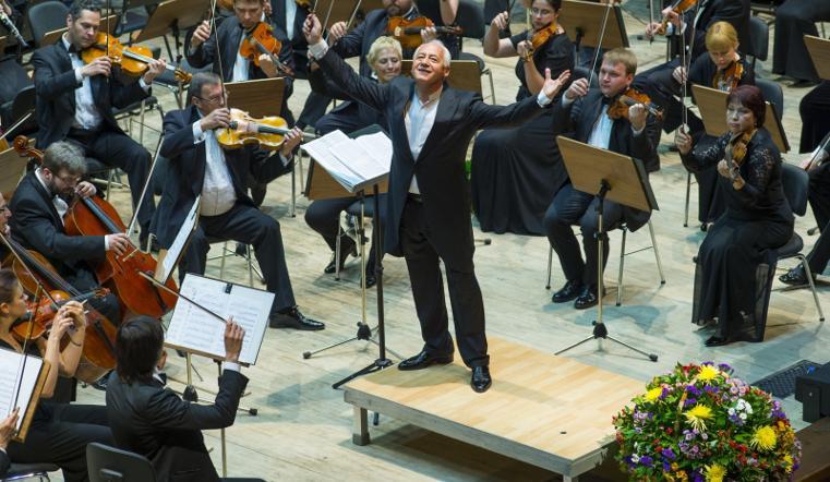 Челябинцы смогут бесплатно услышать концерт государственного филармонического ансамбля Спивакова