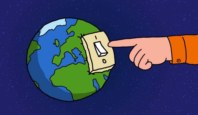 Карачаево-Черкесия присоединилась кмеждународной акции «Час Земли»