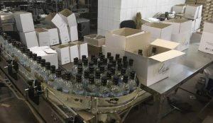 В Верхнеуральске обнаружили производство контрафактного алкоголя в цехах бывшего завода