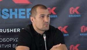 Пресс-конференция Сергея Ковалева
