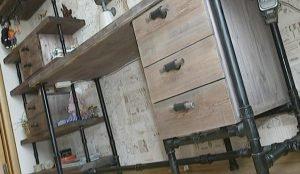 Мебель из сантехники