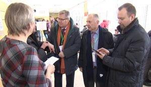 Международные наблюдатели в Челябинске