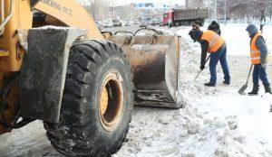Дорожные службы Челябинска готовятся к затяжному снегопаду