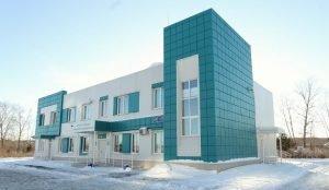 На Тополинке в Челябинске открылась детская поликлиника