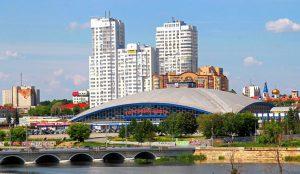 Торговый центр Челябинска