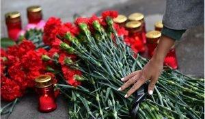 В России объявлен трехдневный траур по погибшим в Кемерово